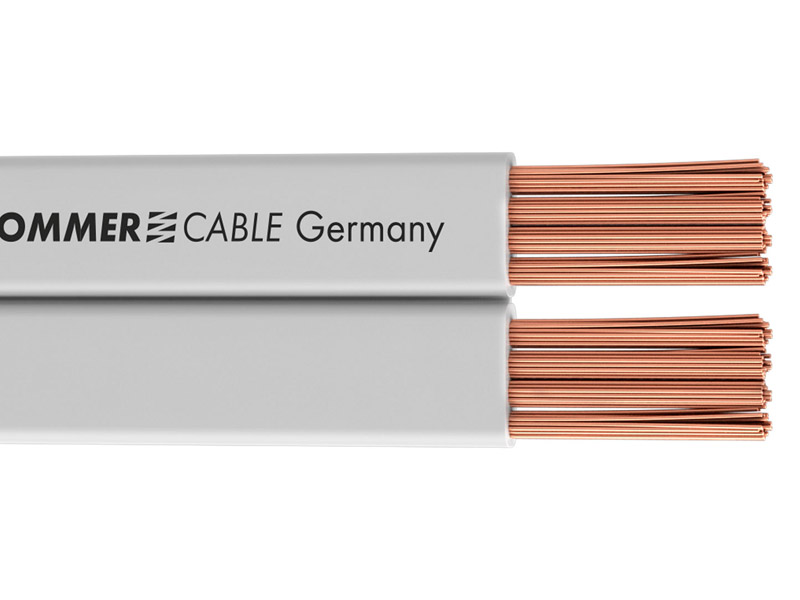 Sommer Cable 440-0310 TRIBUN - 2x4mm | Hi-Fi kabely - 1