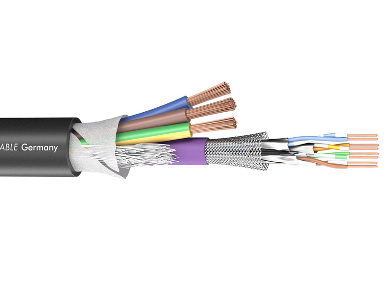 Sommer Cable 500-0151-1 MONOCAT 110C | Datové kabely - 1
