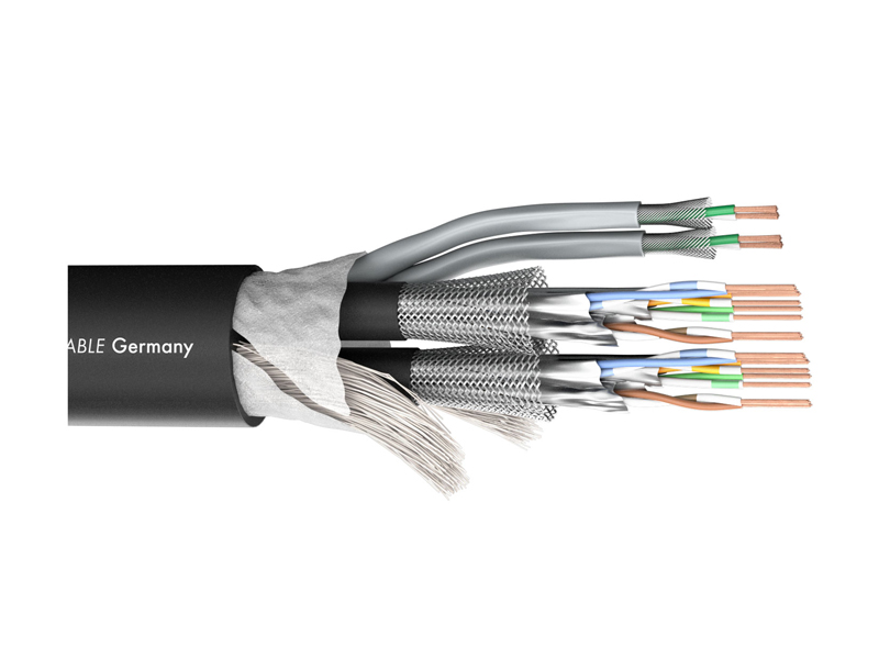 Sommer Cable 500-0161-2 MONOCAT 202 PVC | DMX, AES, EBU kabely - 1