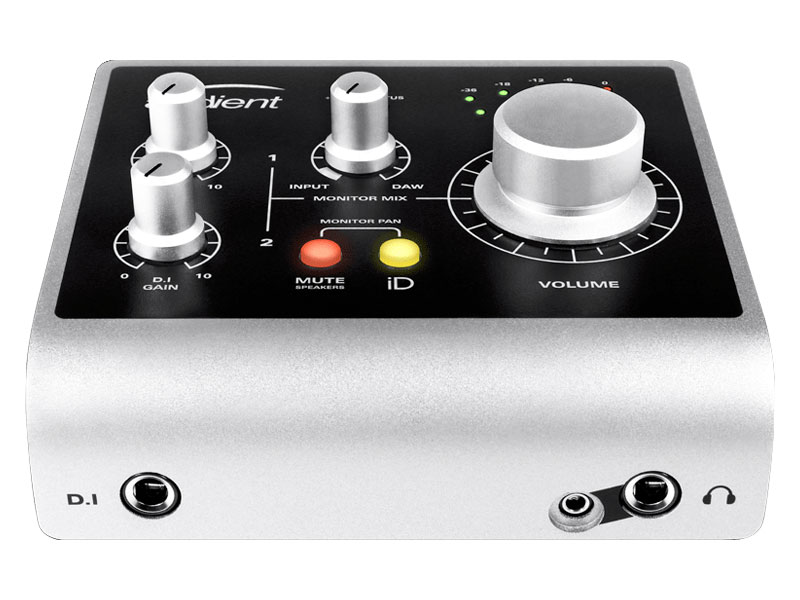 AUDIENT iD4 USB High Performance interface | Zvukové karty, Audio Interface - 2