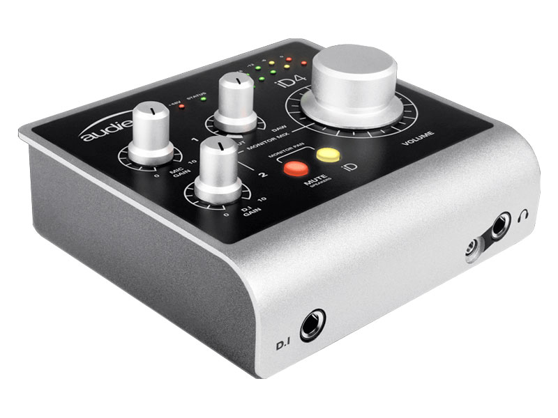 AUDIENT iD4 USB High Performance interface | Zvukové karty, Audio Interface - 3