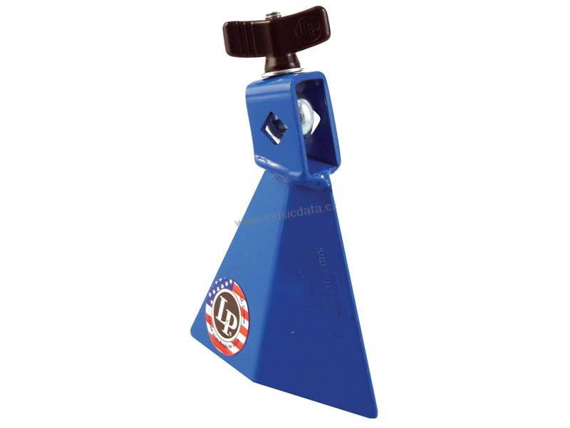 LATIN PERCUSSION LP1231 Jam Bell Blue High Pitch | Bells - 1