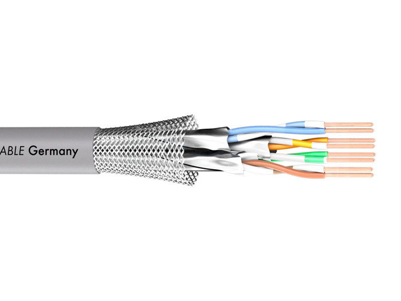 Sommer Cable 580-0306F MERCATOR CAT.7 FRNC | Datové kabely - 1
