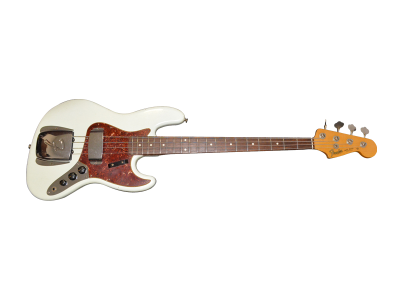 FENDER Custom Shop 64 Jazz Bass Journeyman Relic OWT | Čtyřstrunné baskytary - 1