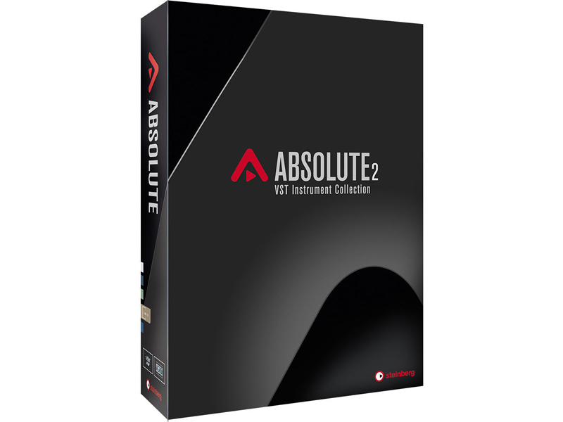 Steinberg Absolute 2 | Software - 1