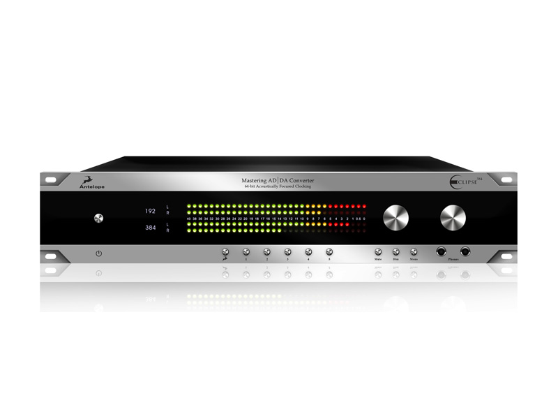 Antelope Audio Eclipse 384 Stereo AD/DA Converter | Zvukové karty, Audio Interface - 1