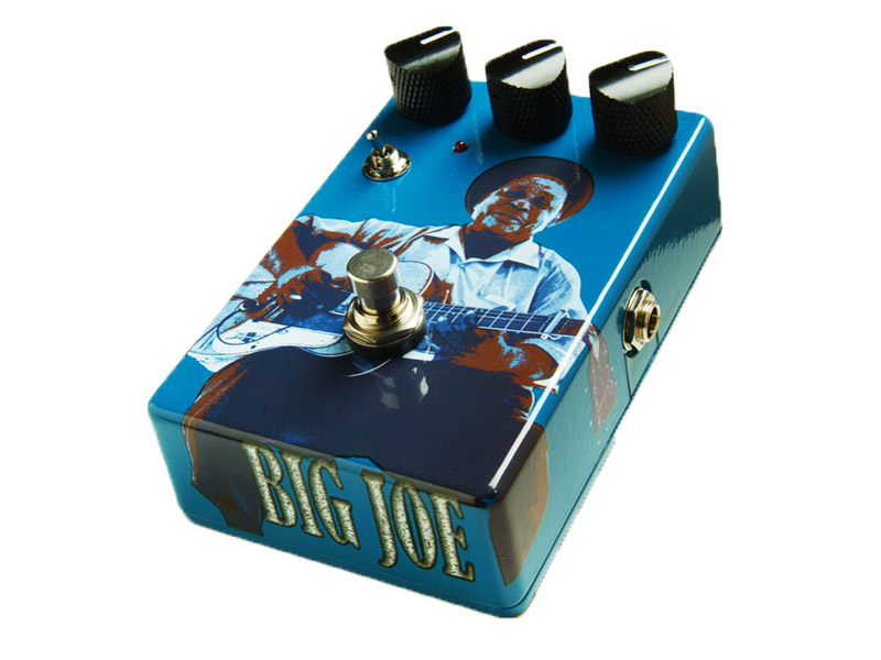 Big Joe Vintage Tube Overdrive | Overdrive, Distortion, Fuzz, Boost - 1