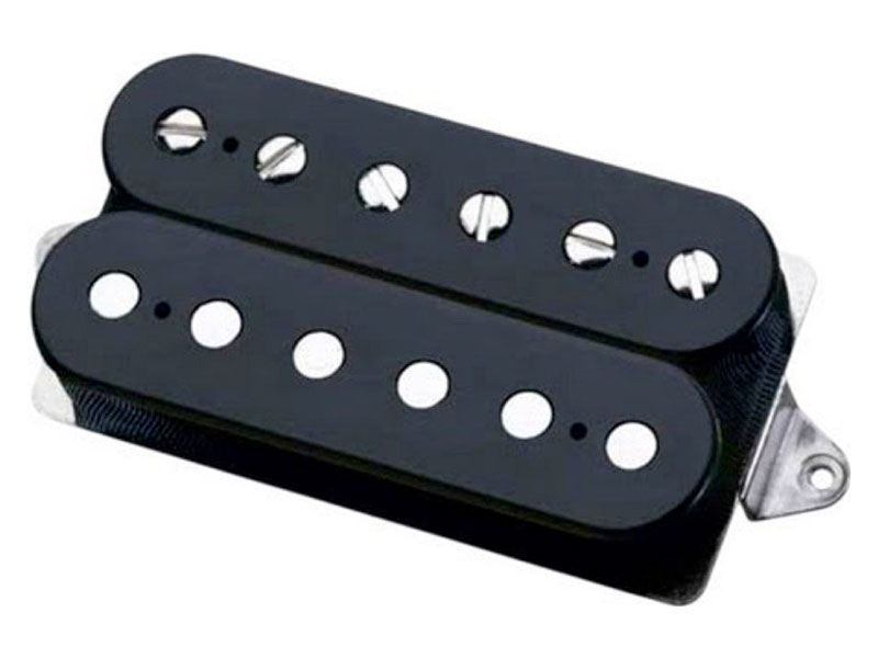 Bare Knuckle VH II open bridge Humbucker Black 50mm | Snímače Humbucker - 1