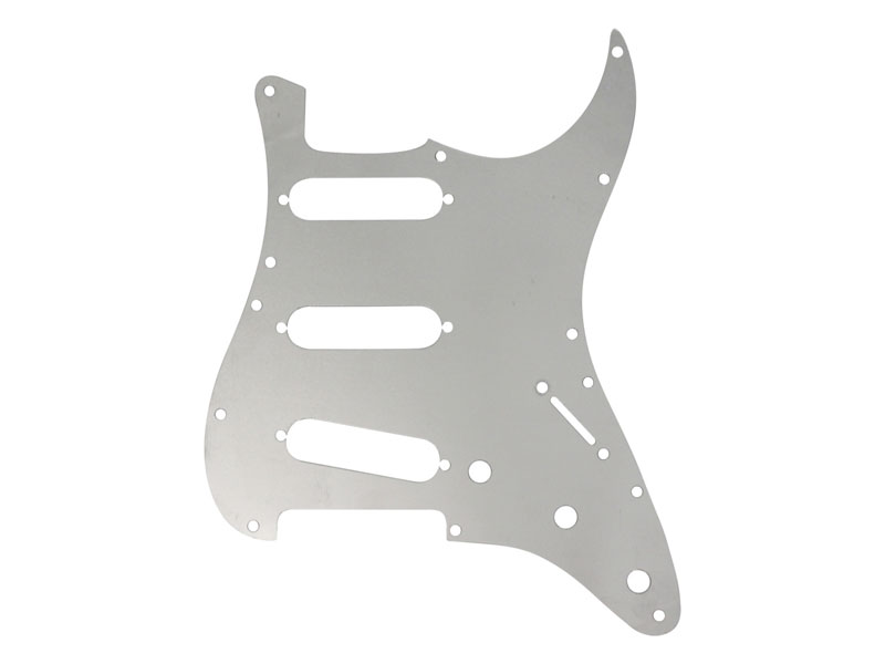 Bare Knuckle Screening Plate pro Stratocaster | Pickguardy - 1
