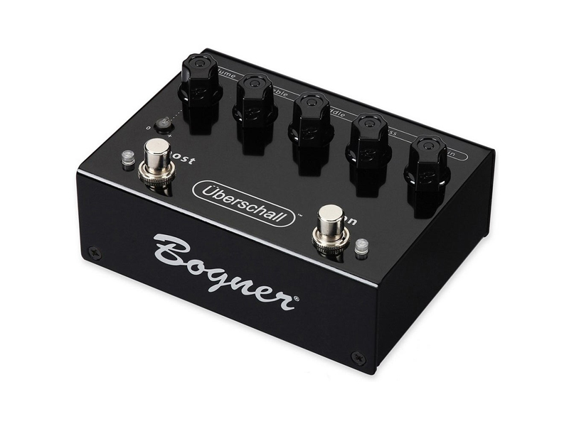 Bogner UBERSCHALL | Overdrive, Distortion, Fuzz, Boost - 1