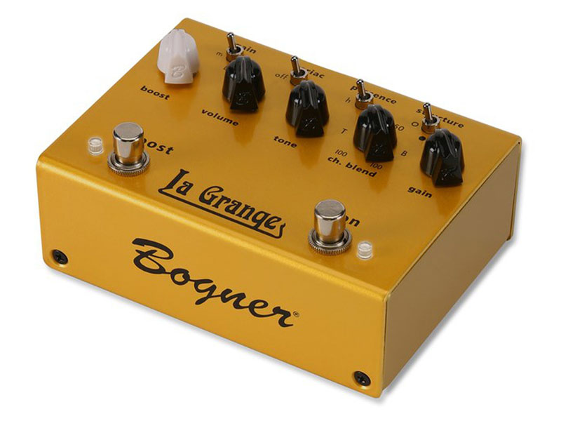 Bogner LA GRANGE | Overdrive, Distortion, Fuzz, Boost - 1