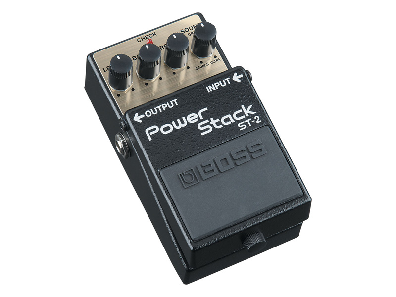 BOSS ST 2 | Overdrive, Distortion, Fuzz, Boost - 1