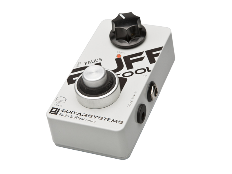 GuitarSystems BuffTool junior | Overdrive, Distortion, Fuzz, Boost - 1