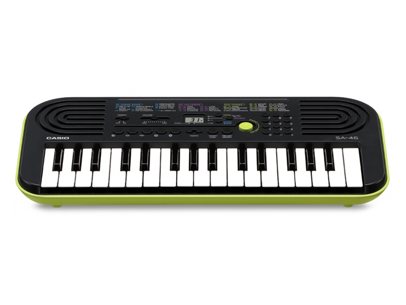 CASIO SA 46 | Keyboardy - 1