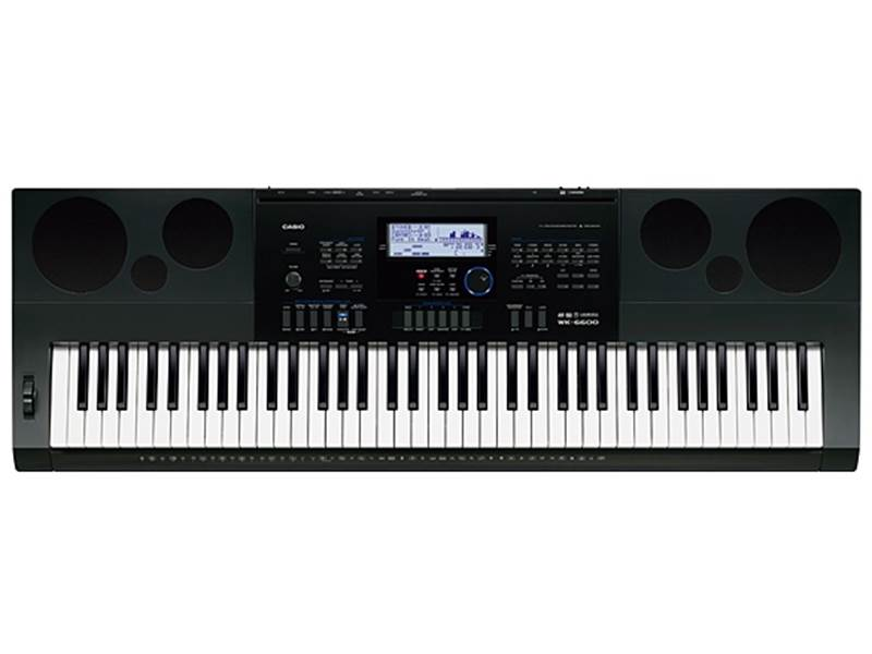 CASIO WK 6600 | Keyboardy - 1