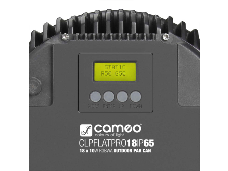 Cameo FLAT PRO 18 IP65 | Outdoor - 5