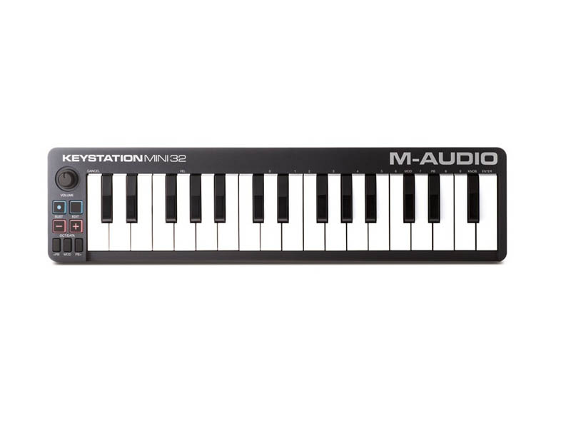 M-AUDIO Keystation Mini 32 II | Keyboardy - 1