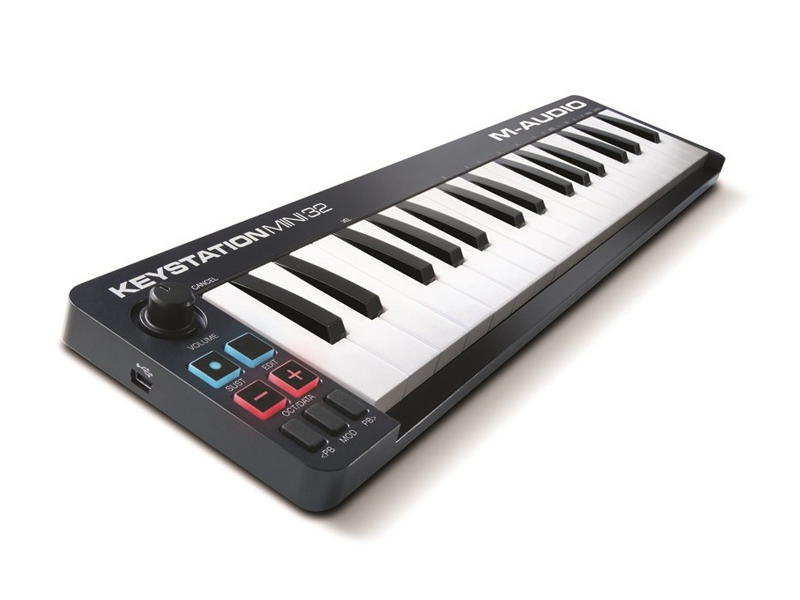 M-AUDIO Keystation Mini 32 II | Keyboardy - 2