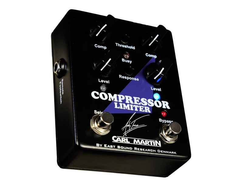 Carl Martin Andy Timmons Signature Compressor Limiter | Compressor, Sustainer - 2