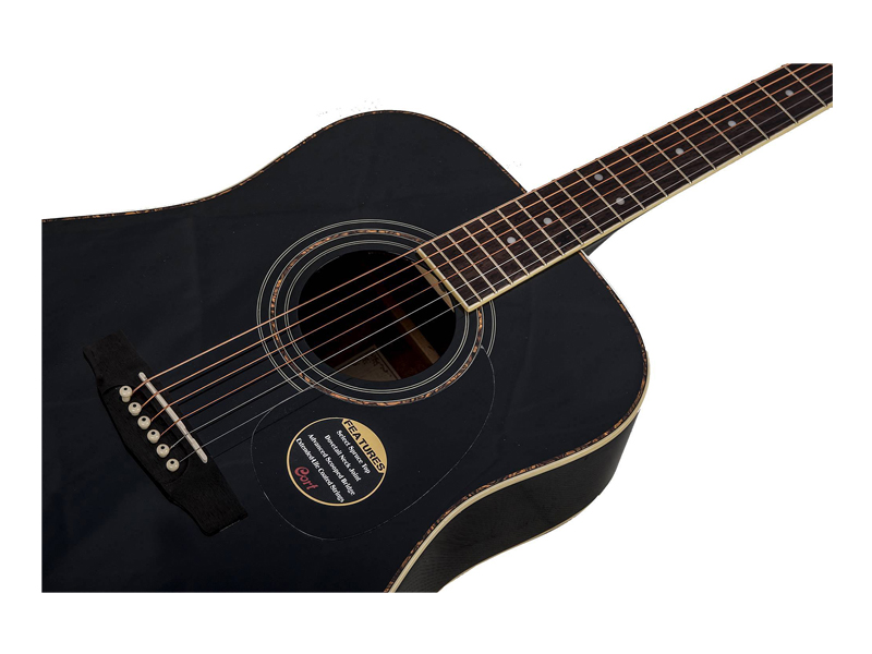 CORT AD 880 BK | Dreadnought - 3
