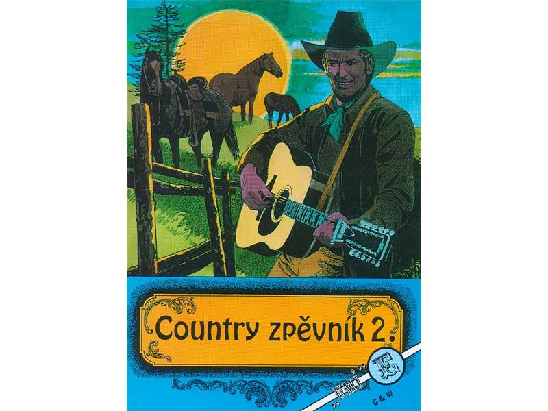Country zpěvník II. | Folk a Country - 1
