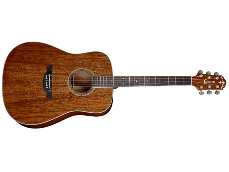 CRAFTER D-8MH/BR (W/HSB-DB) | Dreadnought - 1