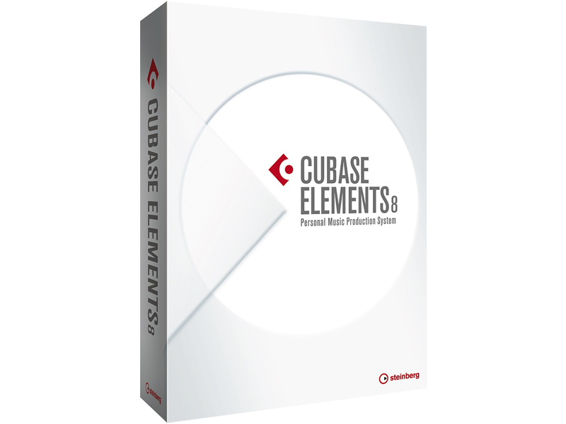 Steinberg Cubase Elements 8 | Software - 1