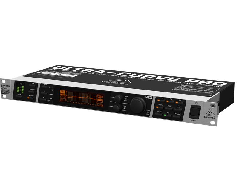 BEHRINGER ULTRACURVE PRO DEQ2496 | Procesory - 1