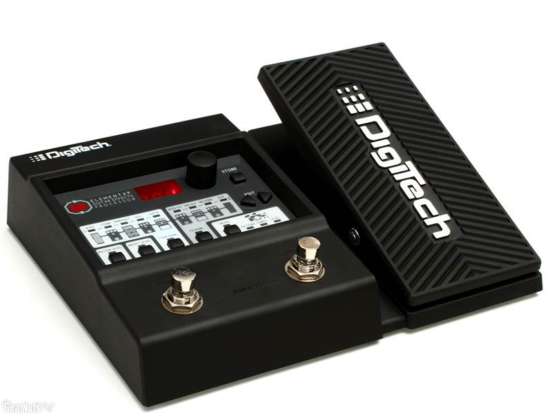 DIGITECH ELEMENT XP | Multiefekty, Procesory - 1