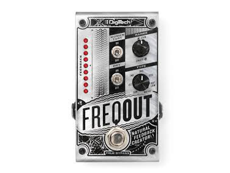 DIGITECH FreqOut | Compressor, Sustainer - 1