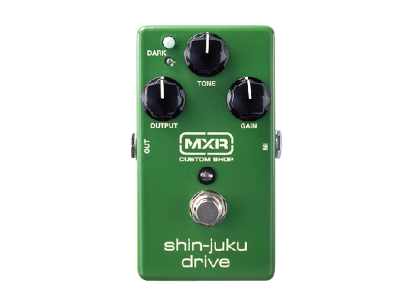 MXR Custom Shop Shin-Juku Drive LTD | Overdrive, Distortion, Fuzz, Boost - 1