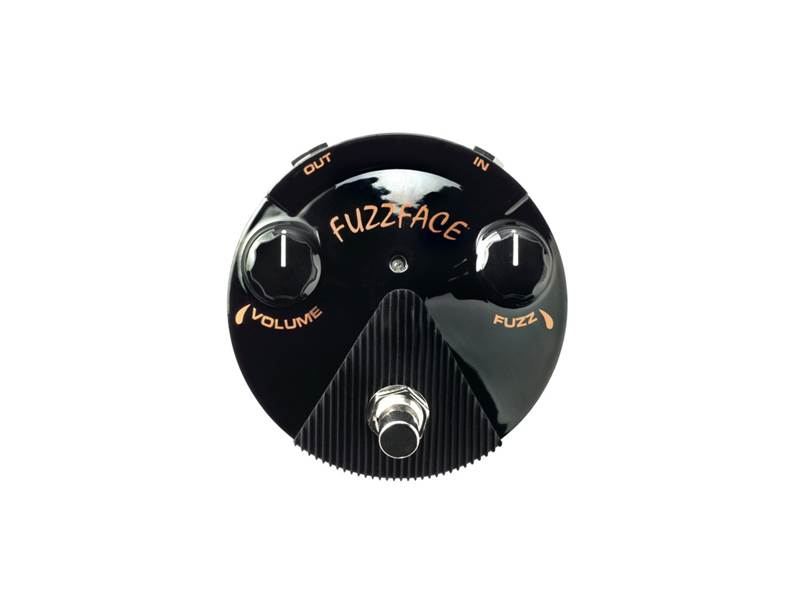 DUNLOP FFM4 Joe Bonamassa Fuzz Face Mini | Overdrive, Distortion, Fuzz, Boost - 1