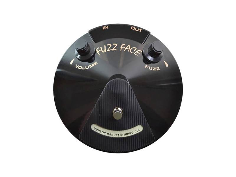 Dunlop Joe Bonamassa Signature Fuzz Face® Distortion, Black | Overdrive, Distortion, Fuzz, Boost - 1