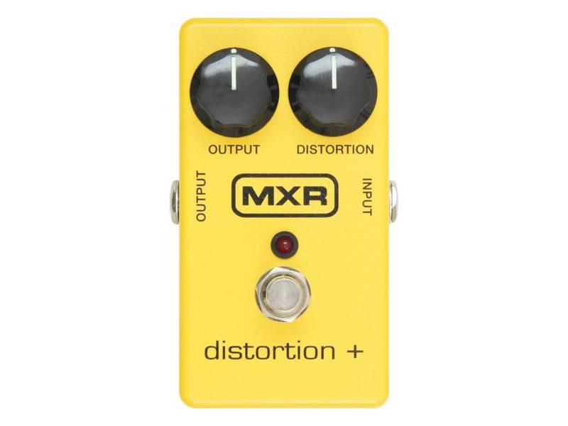MXR M-104 Distortion | Overdrive, Distortion, Fuzz, Boost - 1