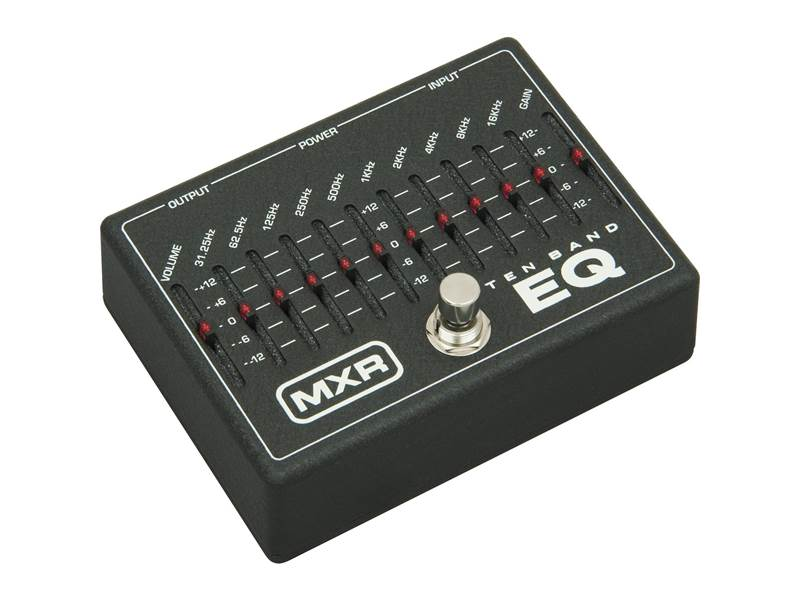 MXR M 108 10-Band Equalizer Dunlop | Ekvalizery - 1