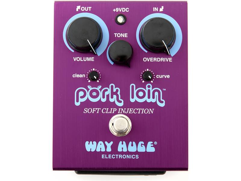 Way Huge Pork Loin Soft Clip Overdrive | Overdrive, Distortion, Fuzz, Boost - 1