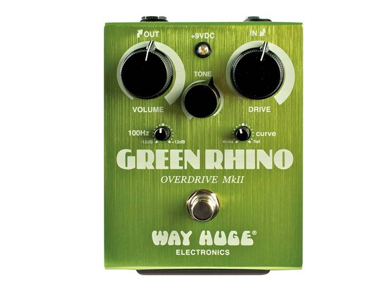 Way Huge Green Rhino MkII overdrive | Overdrive, Distortion, Fuzz, Boost - 1