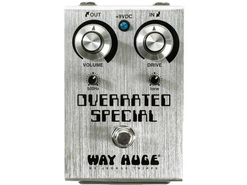 Way Huge Overrated Special Overdrive (Joe Bonamassa) | Overdrive, Distortion, Fuzz, Boost - 1