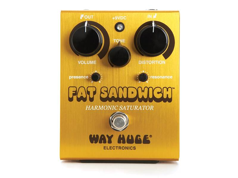 Way Huge Fat Sandwich Harmonic | Overdrive, Distortion, Fuzz, Boost - 1