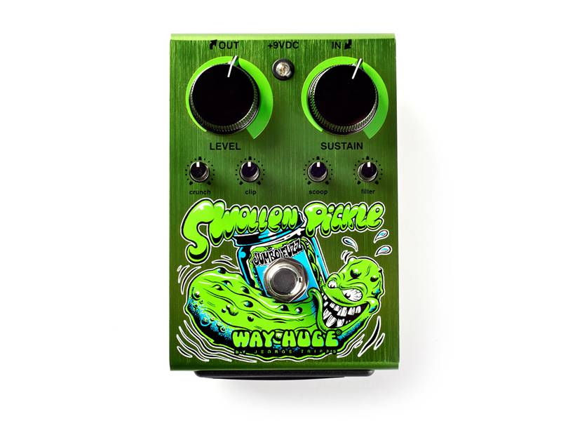 Way Huge Swollen Pickle Mini Ltd Germanium Fuzz | Overdrive, Distortion, Fuzz, Boost - 1