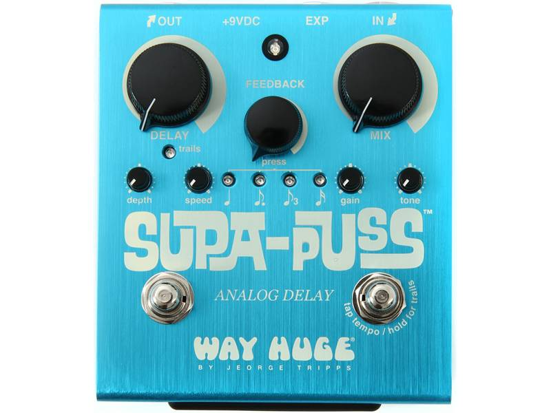 Way Huge Supa Puss Analog Delay | Delay, Echo - 1