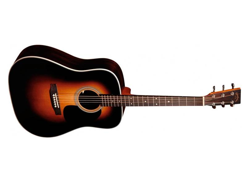 Sigma Guitars DR-1ST-SB | Dreadnought - 1