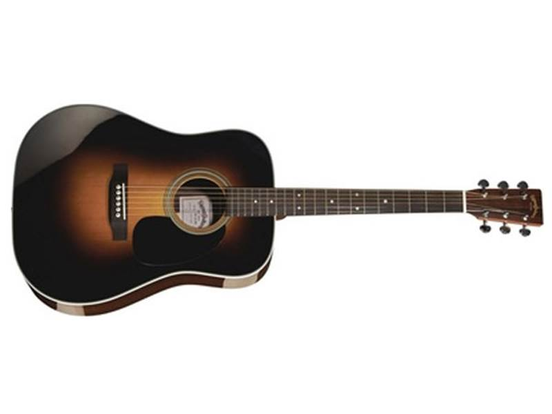 Sigma Guitars DR-28SB | Dreadnought - 1