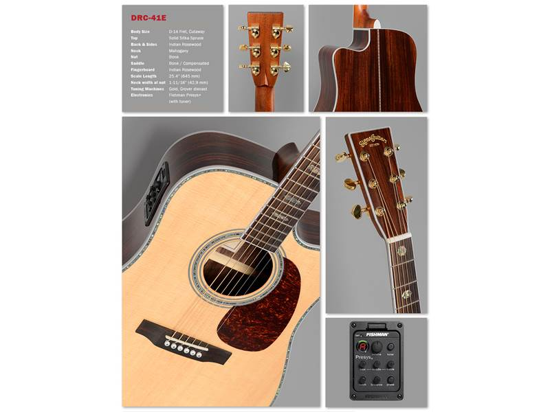 Sigma Guitars DRC-28E | Dreadnought - 2
