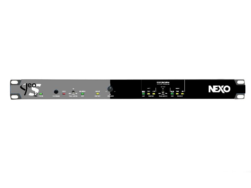 Nexo Stereo TD Controller for GEO S12 & Subs. | PA procesory - 1