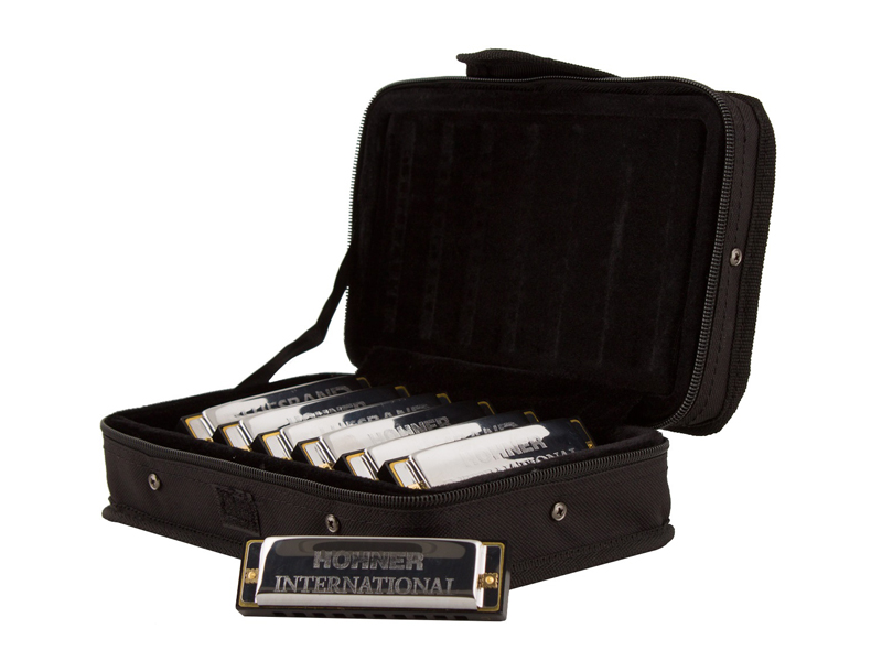 HOHNER Blues Band Set | Foukací harmoniky - 1