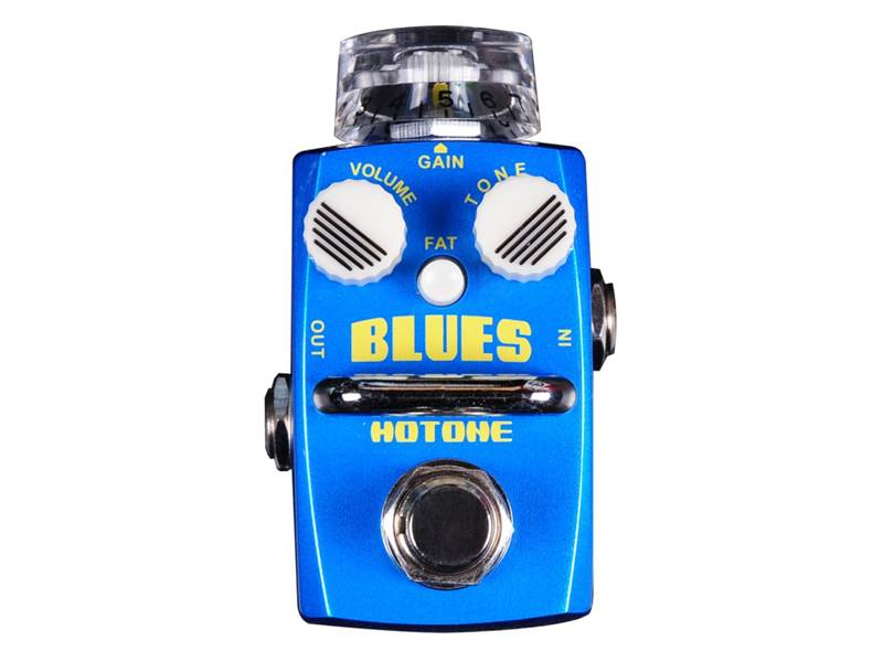 HoTone Blues classic tube-style overdrive | Overdrive, Distortion, Fuzz, Boost - 1