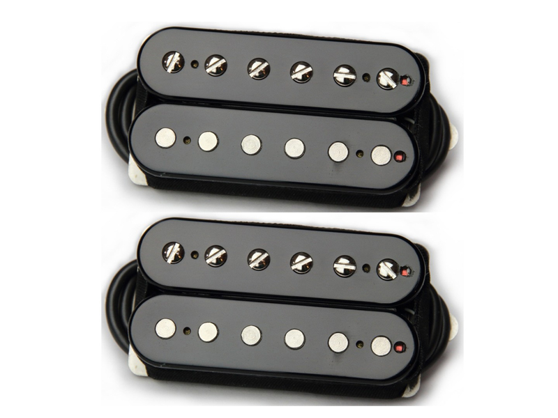 Bare Knuckle Boot Camp Brute Force Humb Black Set 50mm | Snímače Humbucker - 1