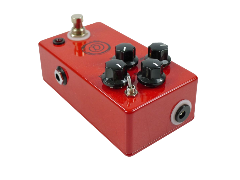 JHS Pedals Andy Timmons Signature Overdrive | Overdrive, Distortion, Fuzz, Boost - 4