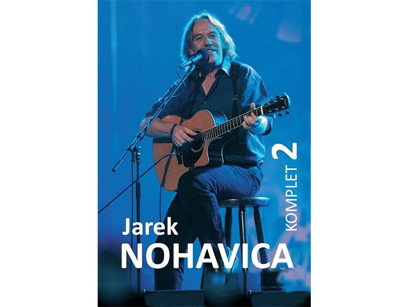 Jarek Nohavica - komplet 2 | Folk a Country - 1